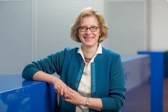 Sigrid Freckmann von der Vermittlung Münster Immobilien hat 30 Jahre Berufserfahrung in der Immobilienwirtschaft. Sie weiß, worauf es bei älteren Immobilien ankommt – Foto: VMI