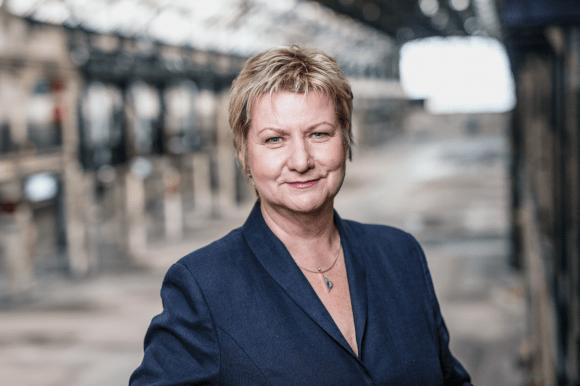 Sylvia Lörhmann, Die GRÜNEN
