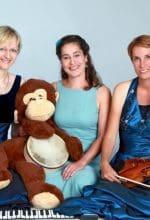 """Kinderkonzert """"Frau Schwein will Musik"""""""