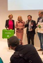 """CeBIT: Projekt """"senseBox"""" ausgezeichnet"""