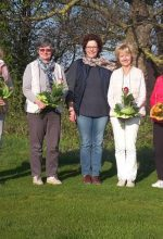 Frühlingsturnier im Golfclub Westheim