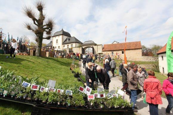 Gartenfest Kloster Dalheim