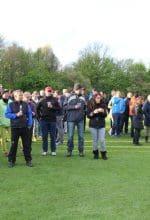 Golfclub Weselerwald: Osterfeuerturnier 2017