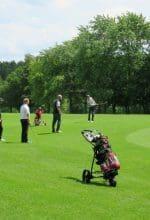 Oster Vierer im Golfclub Heerhof