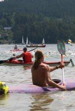 Sportliche Höhepunkte am Möhnesee