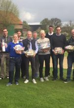 Saisonbeginn im Golfclub Stahlberg