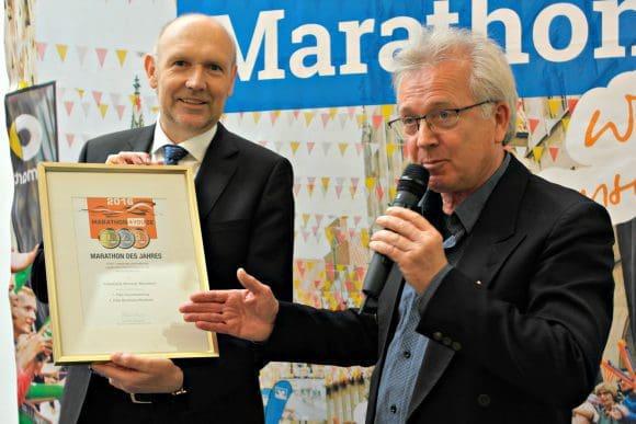 Volksbank-Münster-Marathon ist beliebtester Marathon in NRW