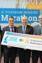 Neuigkeiten vom Volksbank-Münster-Marathon