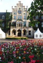 Schloß Ippenburg feiert den Frühling