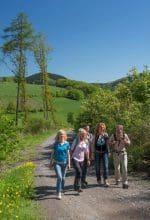 Sauerland: In den Frühling wandern