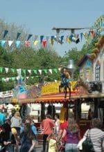 Lunapark lockt in Paderborn