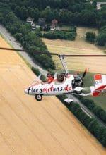 Drehflüglertreffen am Flugplatz Stadtlohn-Vreden