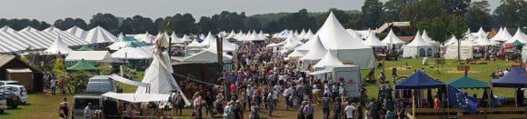 Die Farm & Country Fair im niederländischen Aalten