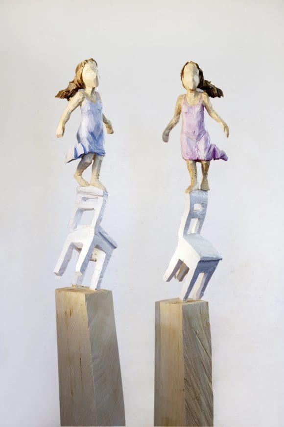 Daniel Eggli in der Galerie Schemm
