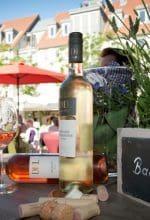 Gütersloher Weinmarkt auf dem Theaterplatz