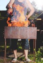 Feuer und Flamme: Sicherer Grillspaß