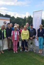 Benefizturnier im Golfclub Repetal