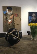 Galerie Nolte: Gefesselte Körper entfesseln Fantasien