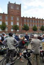 Radtour durch die Industriegeschichte