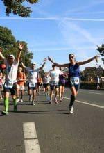 Marathon: Vorbereitung der Kurzstrecke
