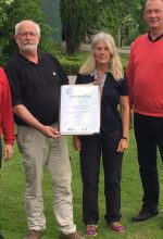 Golf & Natur: GC Stahlberg erhält Zertifikat