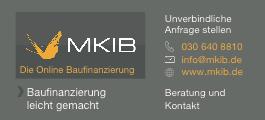 MKIB - Die Online Baufinanzierung