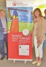 Münster: Benefiz-Turnier der Bürgerstiftung