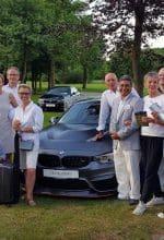 Auf dem Weg zum Weltfinale des BMW Golf Cup