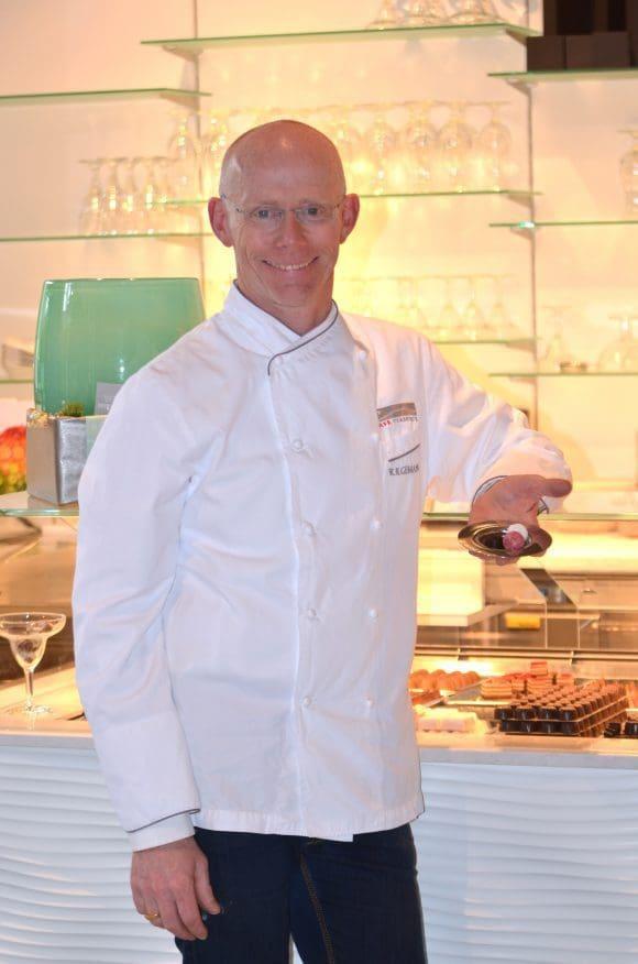 Konditormeister Ralf Ilgemann vom Café Classique