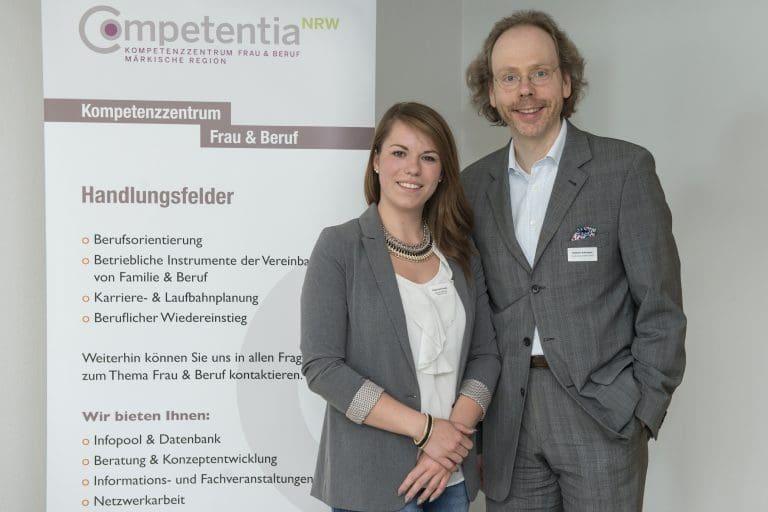 "Mentoringprogramm ""next step"": Starkes Duo"