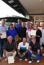 Golf-Marathon über 27 hügelige Bahnen