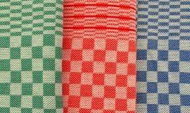 Grubentuch Baumwolle - Geschichte zum Abtrocknen