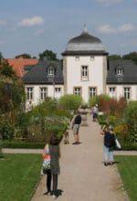 Parks und Gärten öffnen ihre Pforten