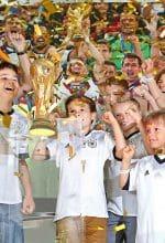 Ferienprogramm des Deutschen Fußballmuseums