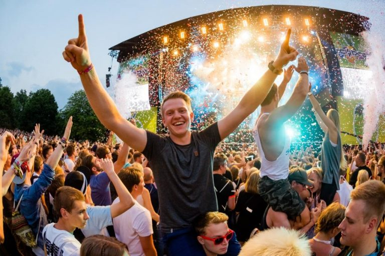 Juicy Beats Festival 2017 startet am Freitag