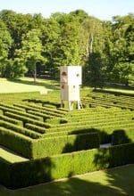 Begehbare Skulptur von Michael Sailstorfer