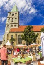 Hamm: Gourmetfest an der Pauluskirche