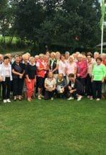 Repetaler Golferinnen sammelten für Stiftung