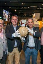 Spielball für das Deutsche Fußballmuseum