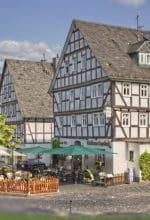 Uriger Gasthof bewirtet mitten in Hilchenbach