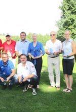 Vierer-Clubmeisterschaft im Golfclub Heerhof