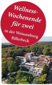 Gewinnspiel Westfalium - Weissenburg-Billerbeck