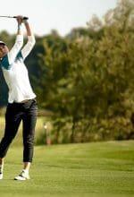 Golferin aus Münster bei der Universiade