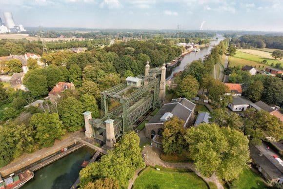 Schiffshebewerk Henrichenburg - eine historische Stätte