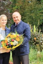 500.000ste Besucherin in Bad Lippspringe