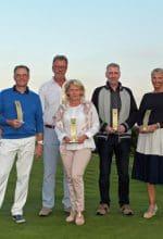 GC Herford: Spannendes Turnier mit Stechen
