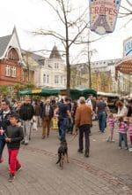 Herbst- und Bauernmarkt mit offenem Sonntag