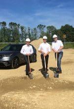 Mehr Platz für Jaguar und Land Rover
