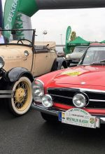 Westfalen Klassik: Neue Oldtimer-Rallye