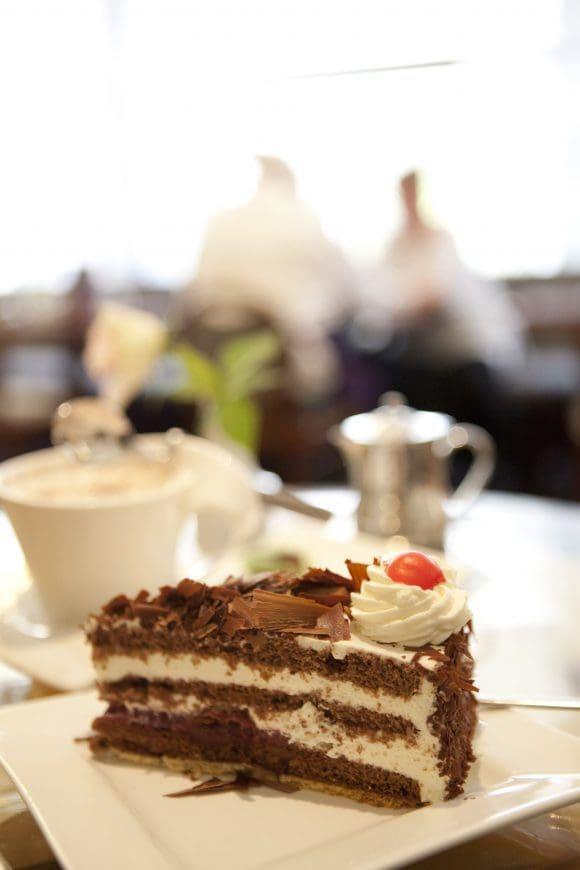 Bei der westfälischen Konditorei des Jahres 2016 gibt es beste Kuchen und Torten.